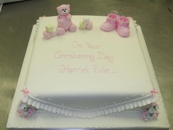 187 Christening Cakes