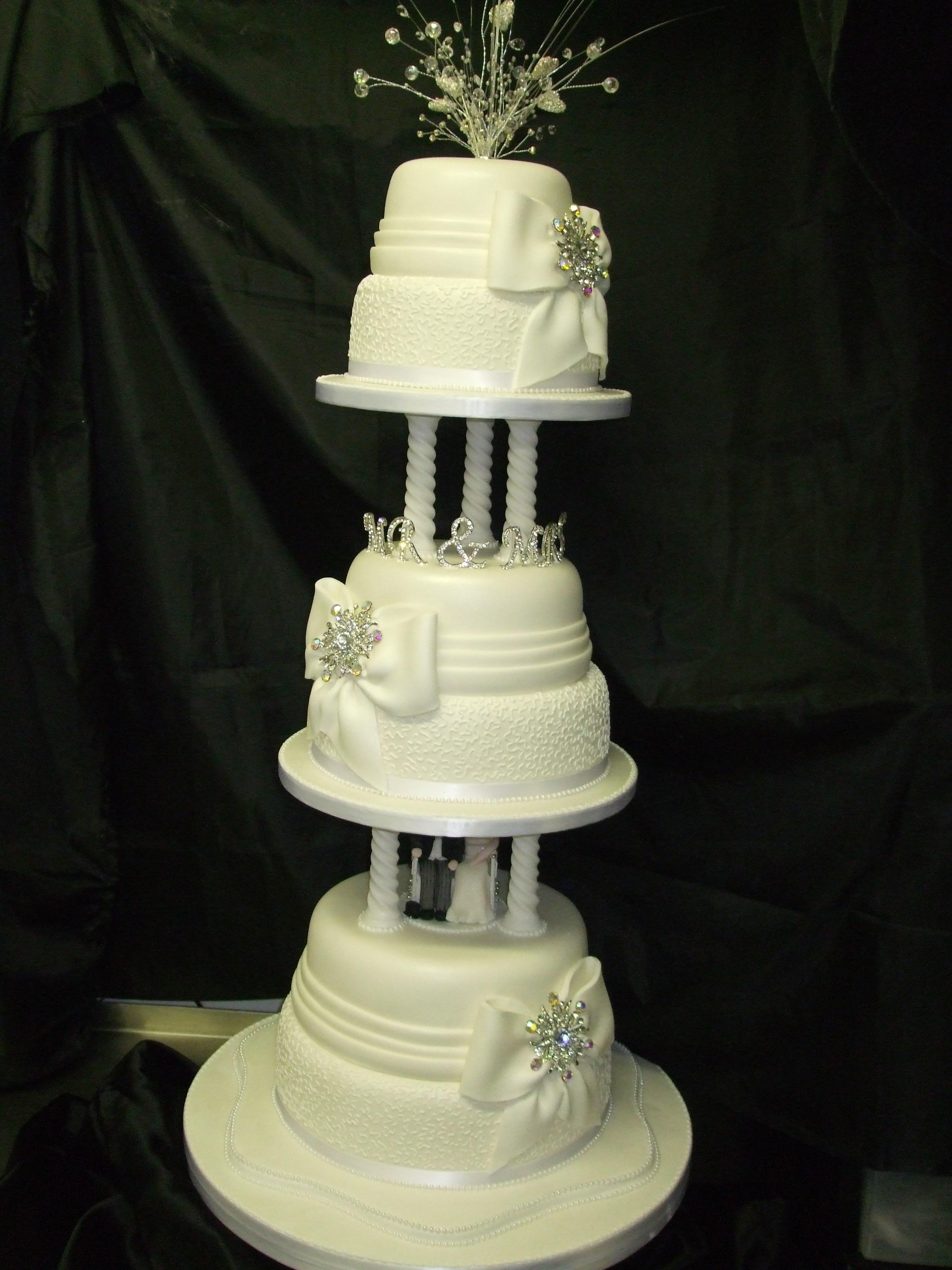 Wedding Cakes Hessle