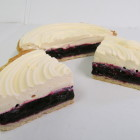 Blackcurrant Slice